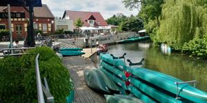 Hafen Waldschlösschen Burg